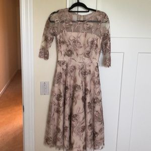 Worn only once cocktail dress!